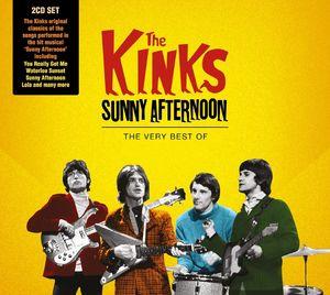 【メール便送料無料】Kinks / Sunny Afternoon: Very Best Of (輸入盤CD)(キンクス)