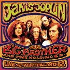 【メール便送料無料】Janis Joplin & Big Brother / Live At Winterland 68 (輸入盤CD) (ジャニス・ジョップリン)