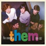 【輸入盤CD】Them / Complete Them 1964-1967 (Box) (ゼム)