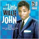 【メール便送料無料】Little Willie John / Very Best (輸入盤CD)(リトル・ウィリー・ジョン)