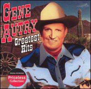 【輸入盤CD】【ネコポス100円】GENE AUTRY / GREATEST HITS (ジーン・オートリー)