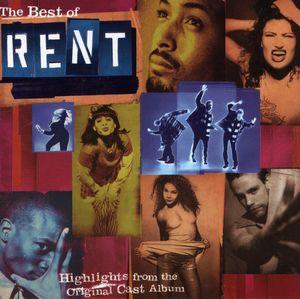 【輸入盤CD】【ネコポス送料無料】Original Broadway Cast / Best Of Rent: Highlights From The Original Cast Album