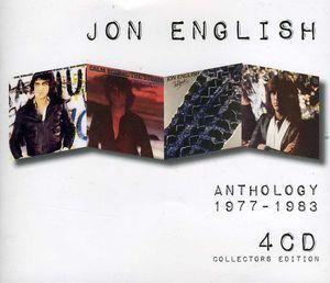 【輸入盤CD】【送料無料】Jon English / Anthology 1977 - 1983 (Box)(ジョン・イングリッシュ)