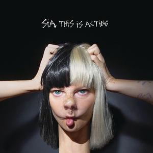 【輸入盤CD】【ネコポス100円】Sia / This Is Acting (シーア)