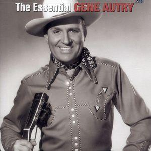 【輸入盤CD】【ネコポス送料無料】Gene Autry / Essential Gene Autry (ジーン・オートリー)