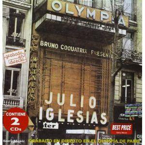 【輸入盤CD】【ネコポス送料無料】Julio Iglesias / En El Olympia (フリオ・イグレシアス)