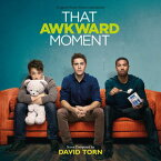 【メール便送料無料】David Torn (Soundtrack) / That Awkward Moment (Score) (輸入盤CD)【2014/2/18発売】(デヴィッド・トーン)