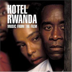 【輸入盤CD】【ネコポス送料無料】SOUNDTRACK / HOTEL RWANDA