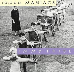 【輸入盤CD】10,000 Maniacs / In My Tribe (10000マニアックス)