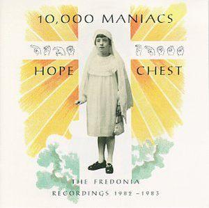 【輸入盤CD】10,000 MANIACS / HOPE CHEST (10000マニアックス)