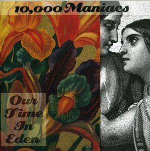 【輸入盤CD】10,000 Maniacs / Our Time In Eden (10000マニアックス)