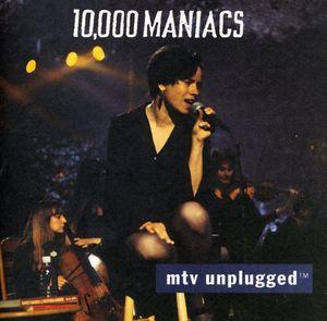 【輸入盤CD】10,000 Maniacs / MTV Unplugged (10000マニアックス)
