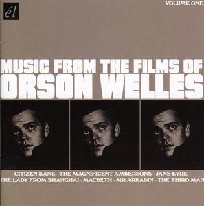 【輸入盤CD】SOUNDTRACK / MUSIC FROM THE FILMS OF ORSON WELLES 1
