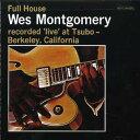 【輸入盤CD】【ネコポス100円】Wes Montgomery / Full House (ウェス・
