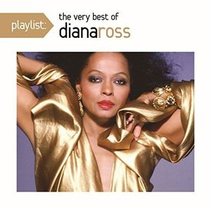 Diana Ross / Playlist: The Very Best of Diana Ross(進口盤CD)(黛安娜·洛杉磯)