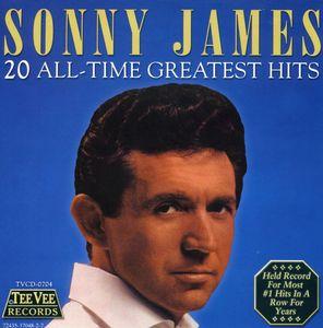 【輸入盤CD】Sonny James / 20 All Time Greatest Hits (ソニー・ジェームス)