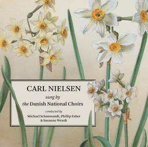 【メール便送料無料】Nielsen/Danish National Vocal Ensemble / Carl Nielsen Sung By The Danish National Choirs (輸入盤CD)