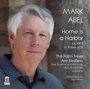 【輸入盤CD】【ネコポス送料無料】Abel/Chamberlin/Pisturino/Akinboboye / Mark Abel: Home Is A Harbor - Palm Trees Are