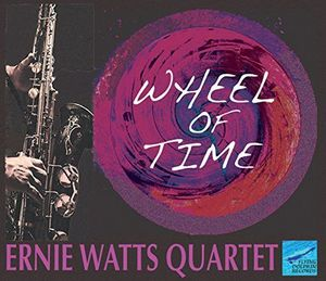 Ernie Watts Quartet/Wheel Of Time(進口盤CD)(厄尼·瓦)