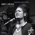 【輸入盤CD】【ネコポス送料無料】Abbey Lincoln / Sophisticated Abbey(アビー・リンカーン)
