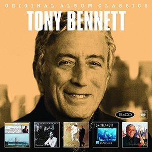 【メール便送料無料】Tony Bennett / Original Album Classics (輸入盤CD)(トニー・ベネット)