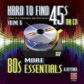 �ڎҎ���������̵����VA/HardToFind45SOnCD16-More80S(͢����CD)��K2016/6/17ȯ���
