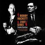 【輸入盤CD】【ネコポス送料無料】Bobby Hackett/Zoot Sims / Complete Recordings: Strike Up The Band/Creole(ボビー・ハケット&ズート・シムズ)
