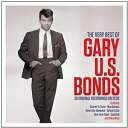 【輸入盤CD】Gary U.S. Bonds / Very Best Of 【K2016/6/24発売】( ゲーリー・U.S.ボンズ )