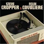 【メール便送料無料】Steve Cropper & Felix Cavaliere / Nudge It Up A Notch (輸入盤CD) (スティーヴ・クロッパー&フェリックス・キャバリエ)