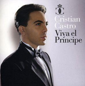 【輸入盤CD】【ネコポス100円】Cristian Castro / Viva El Principe (クリスチャン・カストロ)