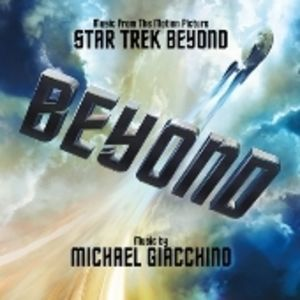 輸入盤CD MichaelGiacchino(Soundtrack)/StarTrekBeyond K2016/7/22発売