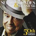 【輸入盤CD】Sergio Mendes & Brasil 66 / Ultimate Collection: 50th Anniversary Edition 【K2016/6/10発売】( セルジオ・メンデス)