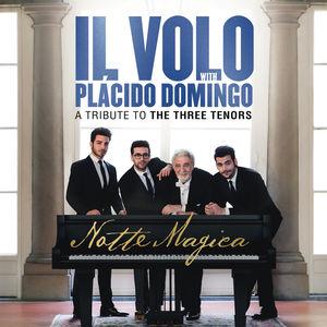 【輸入盤CD】Il Volo / Notte Magica - A Tribute To The Three Tenors 【K2016/9/30発売】(イル・ヴォーロ)