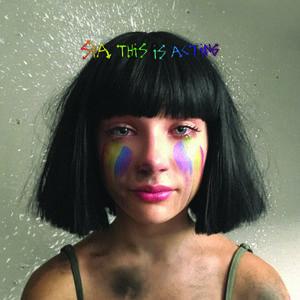 【輸入盤CD】【ネコポス送料無料】Sia / This Is Acting (Deluxe Edition) 【K2016/10/21発売】 (シーア)