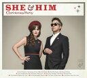 【メール便送料無料】She & Him / Christmas Party (輸入盤CD)【K2016/10/28発売】 (シー&ヒム)
