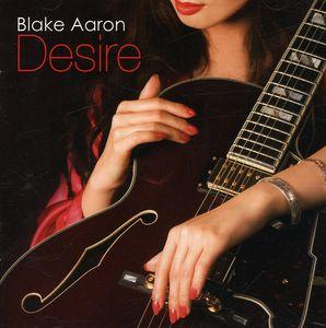 【輸入盤CD】Blake Aaron / Desire (ブレイク・アーロン)