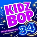 【メール便送料無料】KidzBopKids/KidzBop34(輸入盤CD)【K2017/1/20発売】(キッズ・バップ・キッズ)
