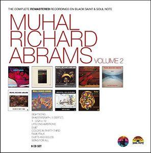 【輸入盤CD】Muhal Richard Abrams / Muhal Richard Abrams - Comp Remastered 2 (Box) 【K2016/12/16発売】