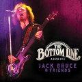 【メール便送料無料】JackBruce&Friends/BottomLineArchive(Digipak)(輸入盤CD)【K2017/2/24発売】(ジャック・ブルース)