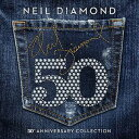 Neil Diamond / 50th Anniversary Collection (輸入盤CD)【K2017/3/31発売】(ニール・ダイアモンド)
