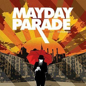 【メール便送料無料】Mayday Parade / Lesson In Romantics (Digipak) (輸入盤CD)【K2017/3/17発売】(メイデイ・パレード)