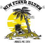 【メール便送料無料】New Found Glory / Makes Me Sick (輸入盤CD)【K2017/4/28発売】(ニュー・ファウンド・グローリー)