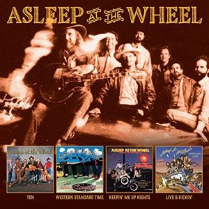 Asleep At The Wheel/Ten/Western Standard Time/Keepin Me Up Nights(進口盤CD)(asuripu·在·這個hoiru)