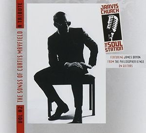 Jarvis Church/Soul Station Vol 2:Songs Of Curtis Mayfield(進口盤CD)