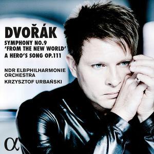【輸入盤CD】【ネコポス送料無料】Dvorak/NDR Elbphilharmonie Orch./Urbanski / Symphony No. 9 - From The New World【K2017/2/10発売】