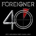 【メール便送料無料】Foreigner/40(輸入盤CD)【K2017/5/19発売】(フォリナー)