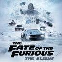 【輸入盤CD】Soundtrack / Fate Of The Furious: The Album (Clean Version) 【K2017/4/14発売】(ワイルド・スピード アイス・ブレイク)