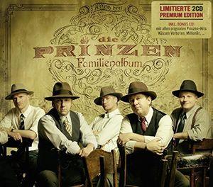 【メール便送料無料】Die Prinzen / Familienalbum (輸入盤CD)