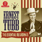 Ernest Tubb / Absolutely Essential 3CD Collection (輸入盤CD)【K2017/5/5発売】(アーネスト・タブ)