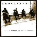 【メール便送料無料】Apocalyptica / Plays Metallica By Four Cellos (輸入盤CD)【K2016/9/9発売】(アポカリプティカ)
